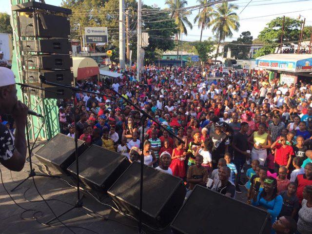 Carnaval Nigua 2018-04-02