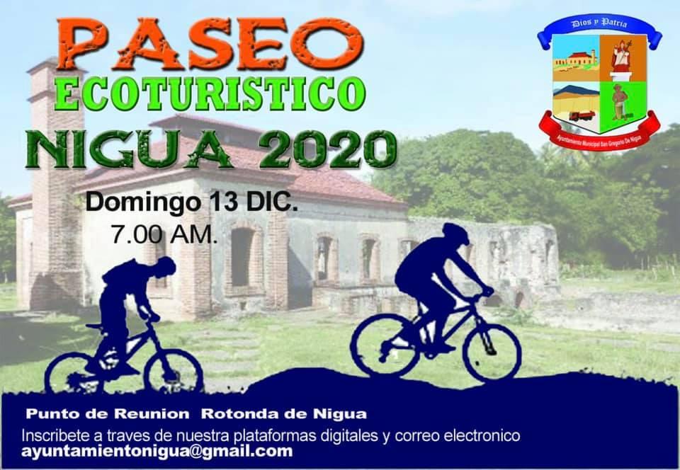 Paseo Ecoturístico Nigua 2020